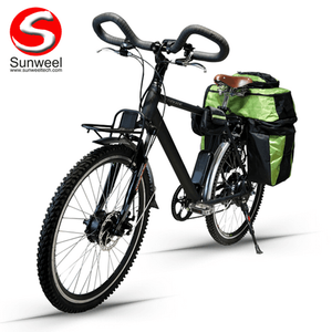 Electric Mountain Bike for Travel