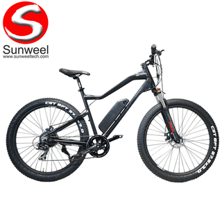 Fat Tire Mountain Electric Bicycle