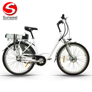 Urban Electric Bicycle