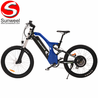 New Design Electric Mountain Bike