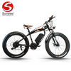 Fat Tire Lithium Electric Bicycle