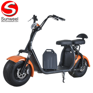 Fat Tire Electric Scooter Citycoco for Adult