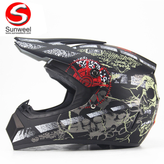 Hot Selling Full Face Off road Motocross Motorcycle Protect Helmets