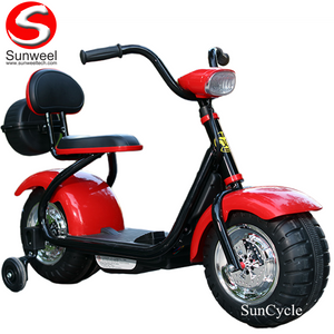 Suncycle ABS Plastic 6V Battery Operated Mini Electric Car /kids Motorcycle Price/cheap Baby Motorcycle