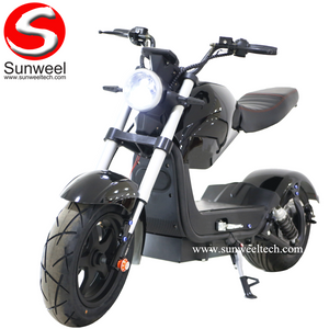 Wholesale Price Fashion Electric Motorcycle Scooter for Adults