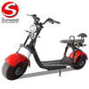 High Quality Cheap Road Legal EEC Citycoco Electric Scooter With 60V Removeable Lithium Battery