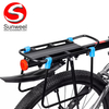 Quick Release Bicycle Rear Shelf