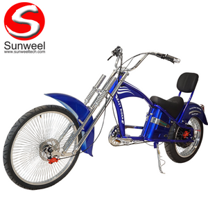Adult Electric Chopper Bike