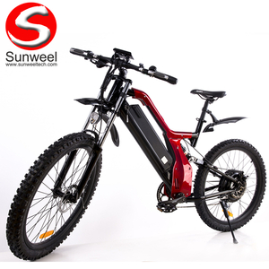 48V Off Road Electric Bike Mountain Bicycle