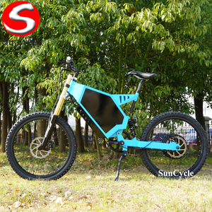 Suncycle Factory Direct Stealth Bomber Electric Bike 1000w for Adults Two Wheels Super Motorbike