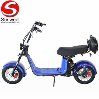 Big Powerful Chopper Electric Scooter