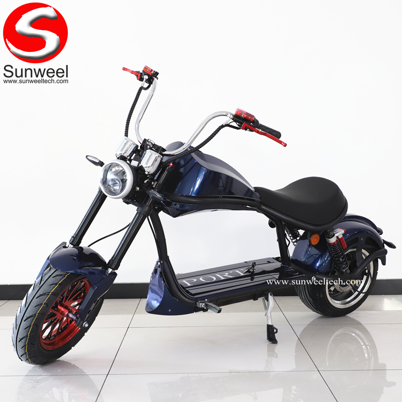Suncycle High Speed Electric Scooter 60V20AH Electric Motorcycle