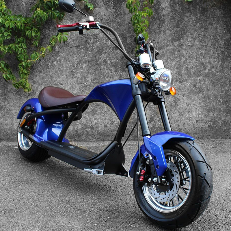 EEC Approved High Quality Cheap Electric Motorcycle Citycoco