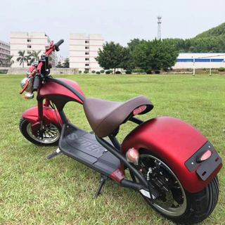 Best Selling EEC Electric Choper Harley Scooter In Holland Warehouse