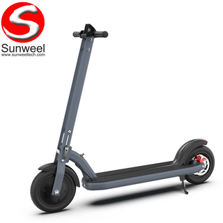Suncycle Light Weight Electric Scooter Smart Balance Foldable 2 Wheel Scooter